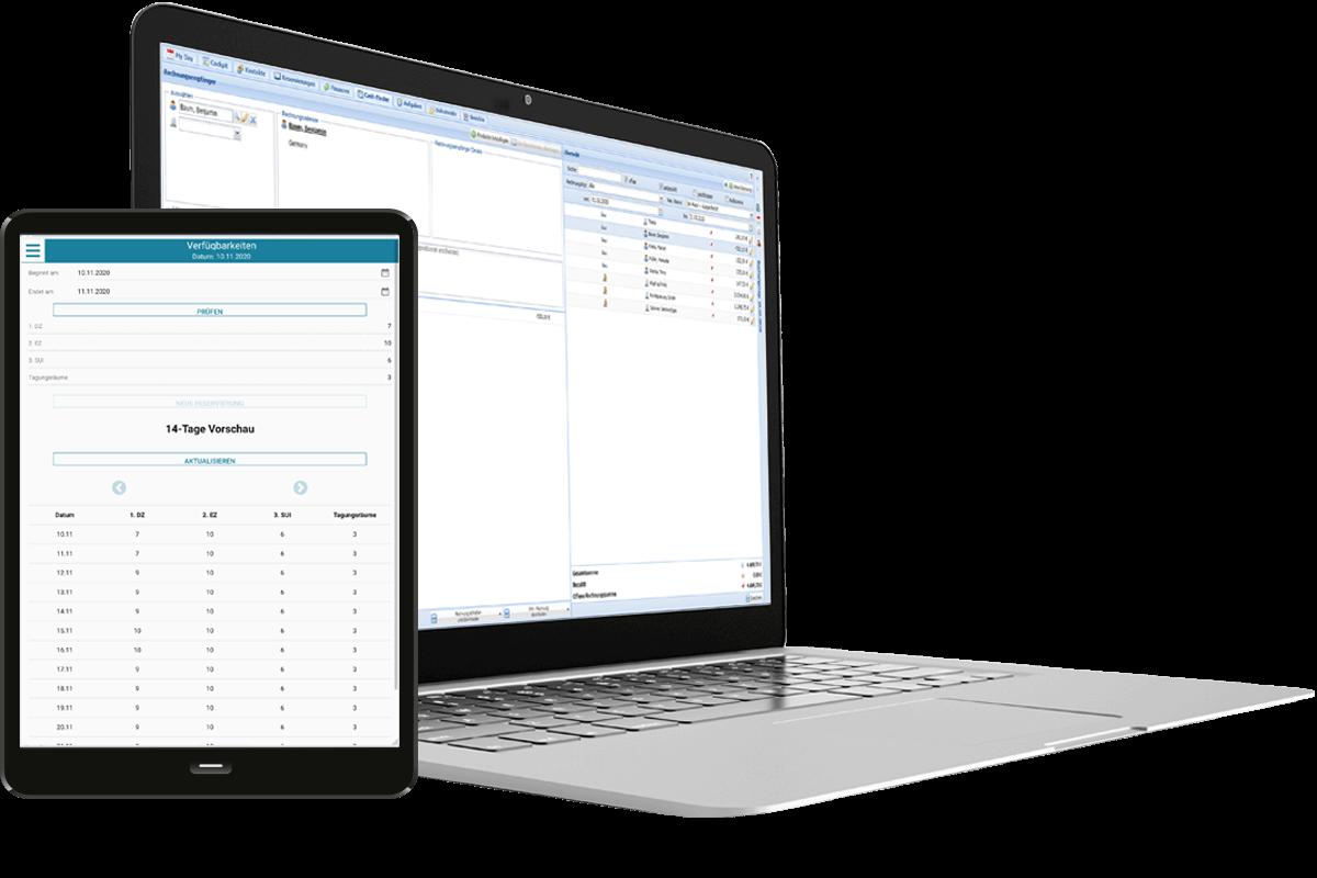 Hotelsoftware Cloud Software Cloud-Hotelsoftware Betriebssystem