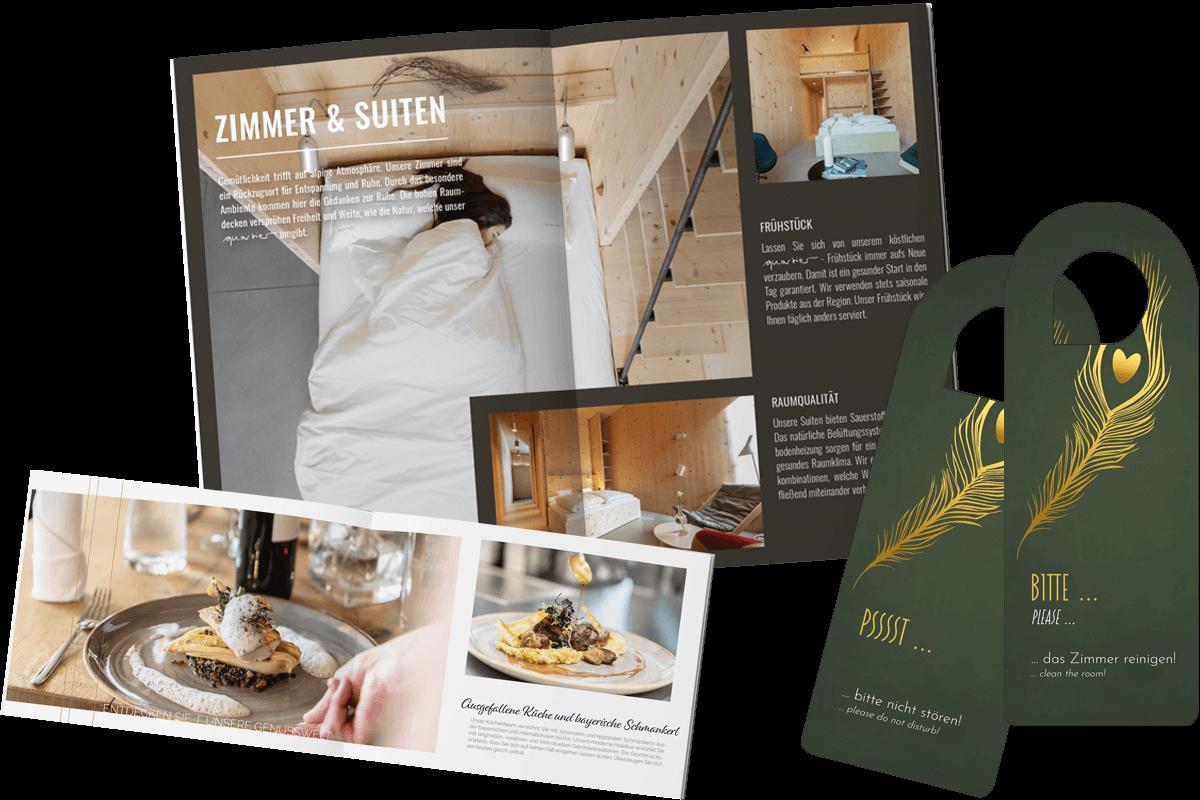 print flyer druck broschüre