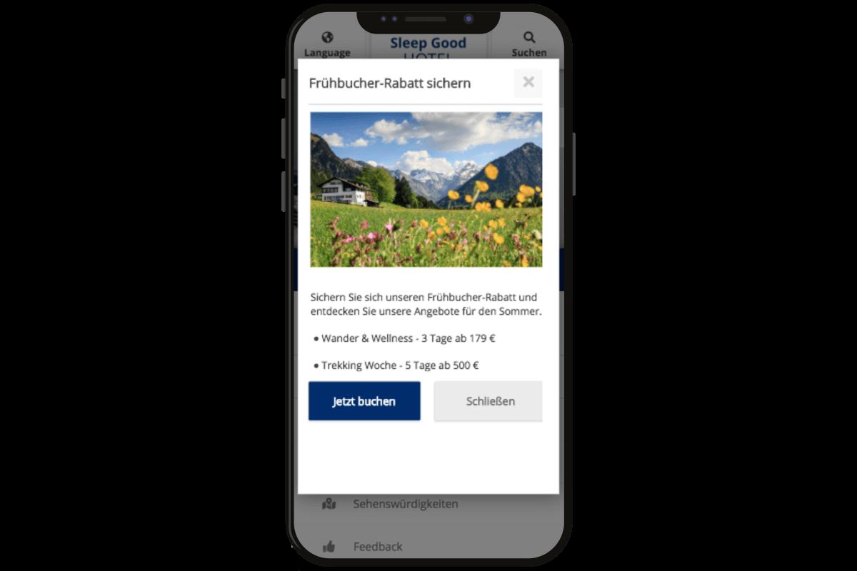 Digitaler Reisebegleiter